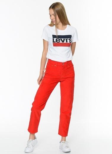 Levi's® Jean Pantolon | Wedgie - Regular Kırmızı